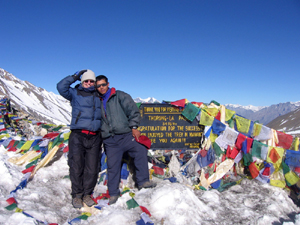 Trek Annapurna Thorang Pass