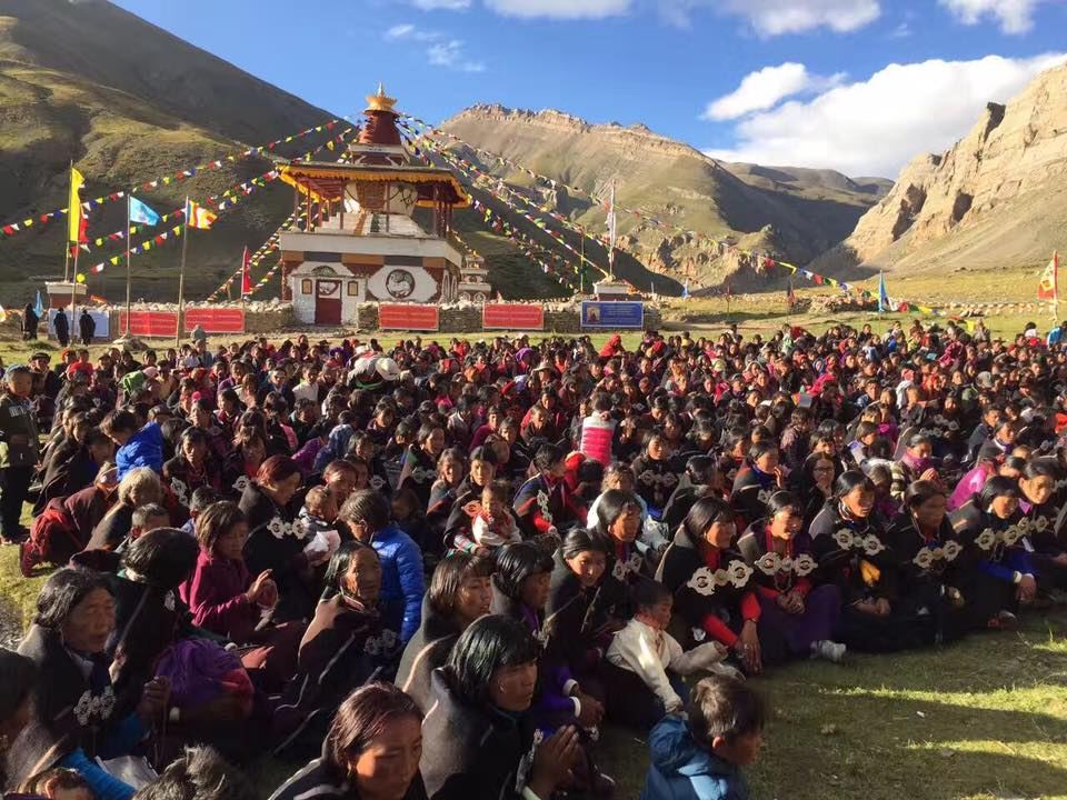 Upper Dolpo Antique Buddhist Trail